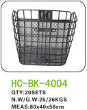 Cesta da bicicleta do ferro para todos os tipos da bicicleta (BK-4004)