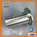 Garnitures de pipe en acier d'acier inoxydable de l'extrémité Wp316/316L de moignon de solides solubles avec du ce (KT0078)
