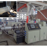 Salvamento - máquina plástica da extrusão da produção da tubulação do PVC da energia UPVC CPVC