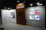 Caja ligera del CREE LED Edgelit de la tela de la exhibición de Tian Yu