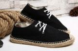 Горячие продавая плоские ботинки пеньки для людей (MD 22)