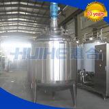 Tanque de mistura (100-10000L) para alimentos