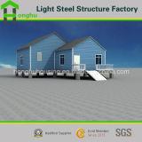 Prefabricated 집 강철 이동할 수 있는 Slop 지붕 집