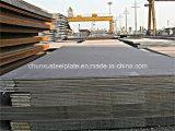 Placa de aço laminada suave de carbono