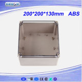 Ясное Cover IP66 ABS/PC Toyogiken Waterproof Box 200X200X130mm