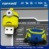 Свободно USB 2.0 Flash Drive миньонов 8GB Sample Wholesale