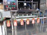Yogurt che riempie e che ricopre macchina imballatrice liquida
