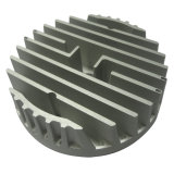 Aluminium Gegoten Legering ADC12 met CNC Machining&Powder van de Precisie Deklaag