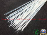 Termoestables elásticos varillas de fibra de vidrio con buena calidad