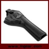De Lange Stijl van het Holster van het Pistool van de Revolver van het Leer van de Kracht van het leger