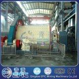 El molino de bola del desbordamiento solicita varios materiales