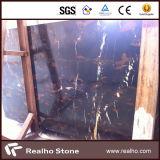 販売のプロジェクトのための健康で黒いPortoroの大理石