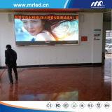 P12.5mm 풀 컬러 SMD 3528로 광고를 위한 임대 실내 발광 다이오드 표시 영상 벽
