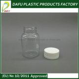бутылка таблетки ясности любимчика 80ml пластичная с крышкой верхней части Flip