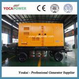 高性能! Shangchaiエンジン200kwの空軍力の電気発電機のディーゼル生成の発電