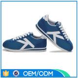 Напольные тапки, фасонируют белому СИД светлые ботинки спортов вскользь типа