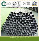 Pipa de acero inoxidable ASTM 304L, 316, 316L del círculo