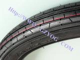Yog Motorrad-Frontseiten-Butylkautschuk-inneres Gefäß-weniger Rückseiten-Reifen-Gummireifen 300 gute Qualität 18 17 275 225