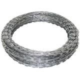 中国は電流を通したアコーディオン式かみそりの有刺鉄線の網(RBWW)に