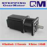 Gearbox Ratioの1:10のNEMA23 L=77mm Stepping Motor