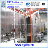 Electrostatic novo Spray Painting Line e Powder Coating Machine (Pretreatment)