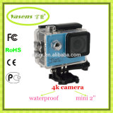 水の下の30メートルは4kスポーツのカメラを防水する