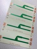 Único PWB lateral da cerâmica usado no diodo emissor de luz e na eletrônica de poder