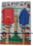 Ferramentas de jardim do jogo de ferramenta do jardim das ferramentas de jardinagem mini para miúdos