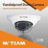 Mini appareil-photo d'IP IR de dôme de megapixel de la télévision en circuit fermé 30m IR de garantie