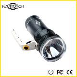 크리 말 XP-E LED는 방수 처리한다 260 루멘 경편한 휴대용 빛 (NK-855)를