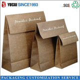 120g Kraft Paper Bag Food Packaging Bag