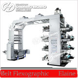 Machine d'impression de Flexo de film de LDPE