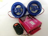 Motocicleta de audio MP3 con botón