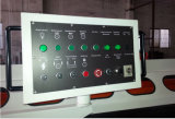 Der hölzerne Präzisions-Schiebetisch, der Panel hin- und herbewegt, sah Maschine