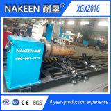 Cortadora de acero del tubo del CNC para los tubos redondos