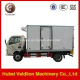 Camion del congelatore del Transportation Cooling Van Japanese Used della carne dell'alimento del frigorifero