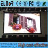 Alto tabellone per le affissioni dell'interno di colore completo LED di luminosità P4