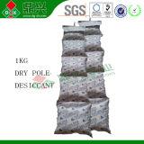 осушитель хлорида кальция 5-1000g Desiccant для контейнера