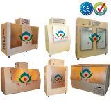Merchandiser льда емкости в 600 футов кубика с системой вентиляторной системы охлаждения