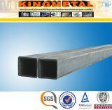 BS1387 Hot DIP en acier galvanisé en acier carré Prix