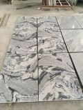 Granite cinese Aalkas White Unique Stone per Flooring Tiles