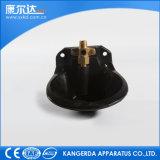 Buveurs hexagonaux de mamelon d'acier inoxydable de 1/2 (KD610)