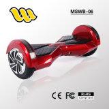 Alta calidad Two Wheels Balance Scooter con FCC Approved de RoHS del CE con Bluetooth Speaker y Remote Control