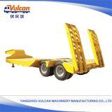 De 2 essieux de suspension de camion remorque hydraulique personnalisable semi