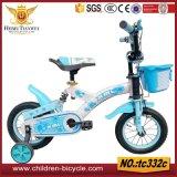 Rote rosafarbene blaue Kind-Fahrräder/Kind-Fahrräder