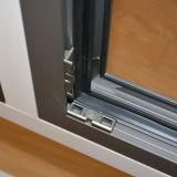 Ventana interna de la inclinación y de la vuelta del perfil de aluminio termal de la rotura Kz114 con el bloqueo multi