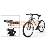 Klugheit-Qualitäts-Lager-Lampen-Fahrrad-Verschluss-Halter für Reiten