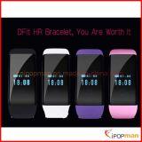 Bracelet intelligent de montre de Fitbit, contrôle sec de sommeil de santé de bracelet, manuel androïde de haut-parleur de Bluetooth de bracelet intelligent