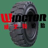500-8 pneumatischer fester Reifen, Gabelstapler-Reifen, fester Reifen des Gabelstapler-300-15, fester Reifen