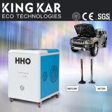 Macchina pulita del motore di automobile del gas del Brown con il generatore di Hho